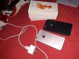 I PHONE 6s ROSE GOLD VARIENT
