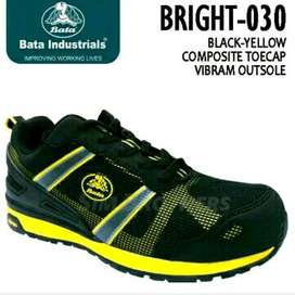 "Safety Shoes ""Bata Industrials"" Bright 030 Hadiah Lomba Siapa Cepat"