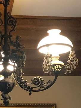 Dijual Lampu Gantung Antik Ori
