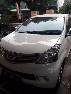 All New Avanza G Th 2013