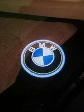 Bmw door shadow lights plug n play