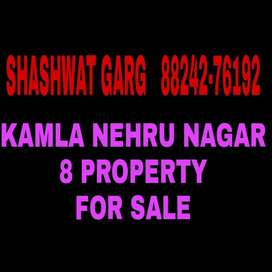 Kamla Nehru Nagar (8 Properties for sale) (Details below)