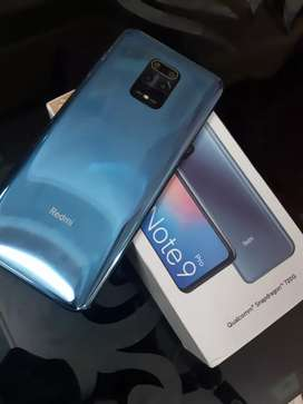 Redmi note 9 pro in excellent condition . Only 6 months old .