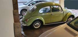 Volkswagen Beatle, 1966, original condition.