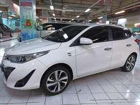 Toyota Yaris 2019 Bensin
