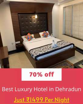 Book Hotel in Dehradun