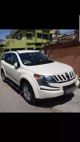 Xuv 500 w8 white