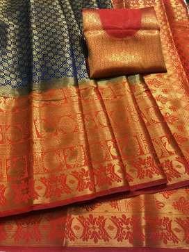Pattu saree's 1500