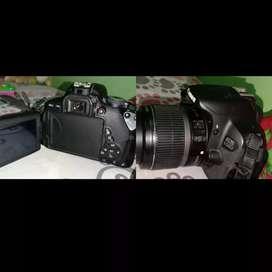 Canon 650D kondisi mulus
