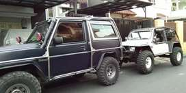 Jual Daihatsu Taft Rugger Siap Offroad!!