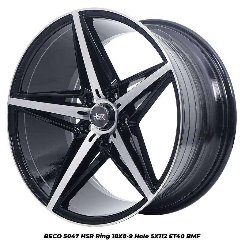 Jual Velg Mobil R18 untuk Innova, Xapnder, Mercy dll HSR Wheel 0