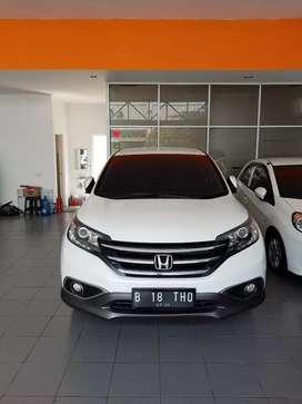 Honda CR-V RM3 2 WD 2.4 CKD 2013 Automatic Putih