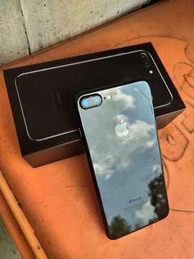 Iphone 7+ 128 gb TT/JUAL