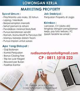 Marketing Property Core Property Consultant