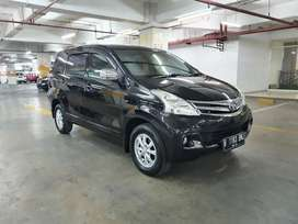 TOYOTA AVANZA G AT MATIC 2014 KM 75RB BLACK