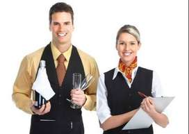 We provide experience waiter/waitress as per your Requirement.