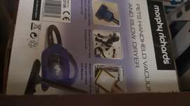 Morphy Richards pets vacuume cleaner 800watts