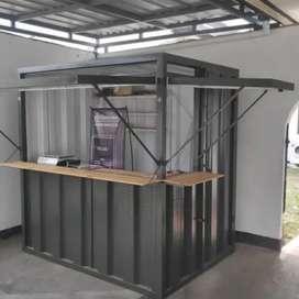 franchise es kopi container booth kekinian,cicilan 6bln cuma hari ini