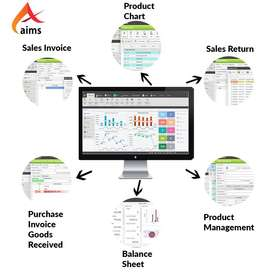 Aims POS Software (ERP Solutions)