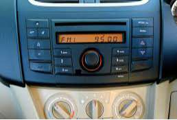 Swift Dzire car original music system on sell