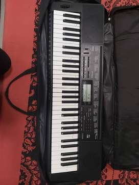 CASIO CTK-3500 KEY BOARD WITH COVER