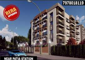 3bhk & 2bhk flats at Patia Station