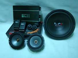 Paket Audio LM Full SET READY STOK