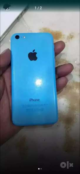 4g I phone 5C in 16gb with charger and