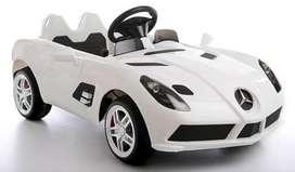 Mobil Mainan Aki mainan mercedes sport ban lapisKaret baru