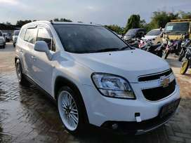 Chevrolet Orlando 1.8 AT 2012 (harga lelang)