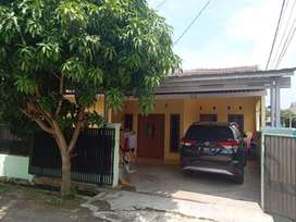DIJUAL Rumah model Hook di Kota Serang