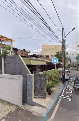 Dijual Rumah dengan Prospek Kos-kosan di Cempaka Putih, Jakarta Pusat