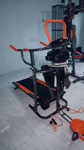 Treadmil treadmill manual gratis antar
