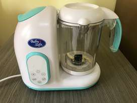 Preloved Baby Safe Digital Food Maker LB02
