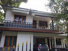 First floor of house for rent -10000