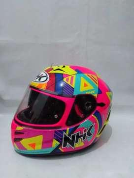 Helm NHK masih bagus