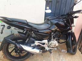 Single owner .Very well Maintained Pulsar 135ls