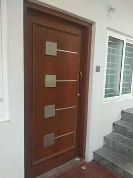 Ground floor, newly built one BHK for rent