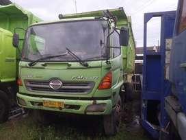 Hino FM 260 TI Dump Truck Tahun 2010