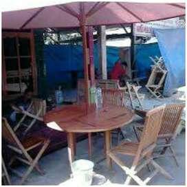 Tenda meja payung taman, pantai, kolam, tempat wisata, outdoor, vila