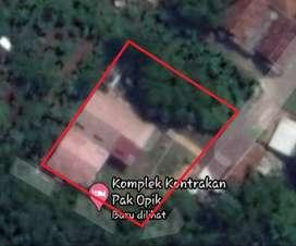 Dijual Rumah  + Tanah di Kota Subang