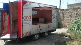 Food Cart (Cabin_Truck) urgent sale special offer 25% off