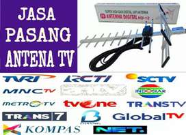 tempat pasang antena tv digital jak-tim