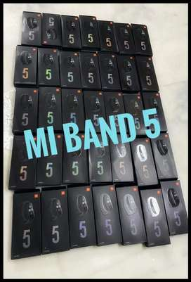 Mi Band 5 in Stock !