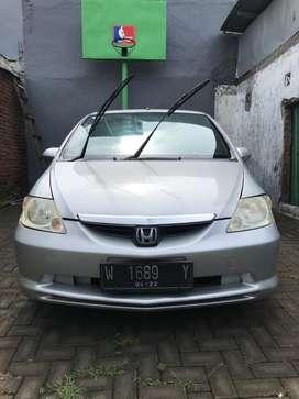 Honda City 2003 Idsi BU