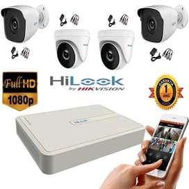 Alat keamanan untuk rumah dan kantor anda CCTV bisa online via android