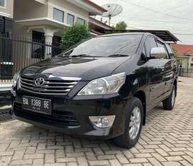 Innova type G tahun 2013 Manual