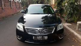 Toyota Camry G facelift tahun 2009 automatic