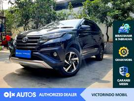 [OLXAutos] Toyota Rush 2018 1.5 TRD Sportivo M/T Hitam #Victorindo