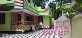 8.5Cent Plot With 2Muri Shop 1250 Sq.Ft 3BHK House InThazhuthala